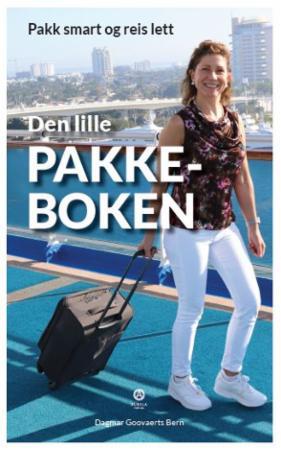 """""""Den lille pakkeboken - pakk smartere og reis lettere"""" av Dagmar Goovaerts Bern"""