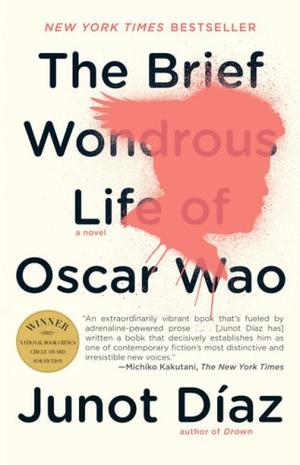 """The Brief Wondrous Life of Oscar Wao"" av Junot Díaz"