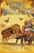 """""""The colour of magic - the first Discworld novel"""" av Terry Pratchett"""