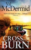 """""""Cross and burn"""" av Val McDermid"""