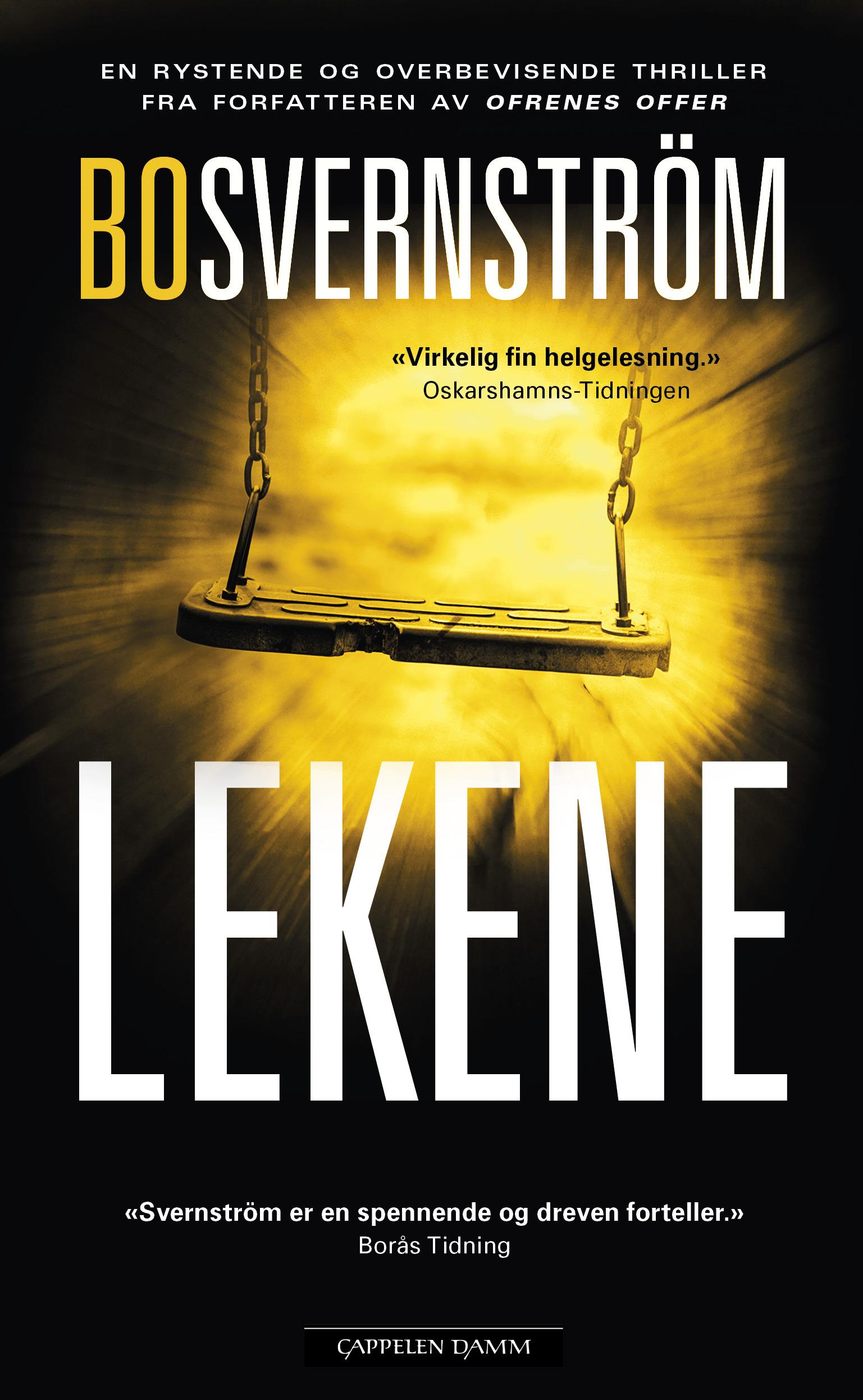 """""""Lekene"""" av Bo Svernström"""
