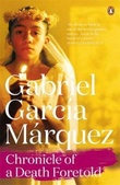 """Chronicle of a death foretold"" av Gabriel García Márquez"