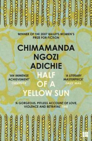 """""""Half of a yellow sun"""" av Chimamanda Ngozi Adichie"""