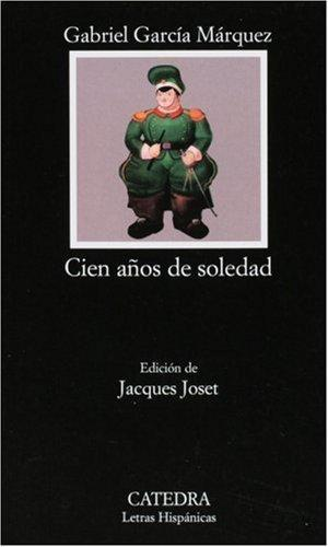 """""""Cien Anos De Soledad (Letras Hispanicas)"""" av Gabriel Garcia Marquez"""