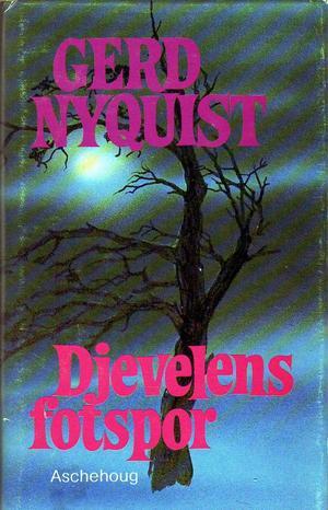"""""""Djevelens fotspor"""" av Gerd Nyquist"""