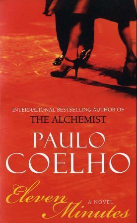 """Eleven minutes"" av Paulo Coelho"