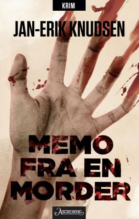 """""""Memo fra en morder - krim"""" av Jan-Erik Knudsen"""