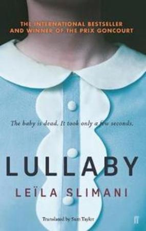 """""""Lullaby"""" av Leïla Slimani"""