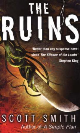 """The ruins"" av Scott Smith"