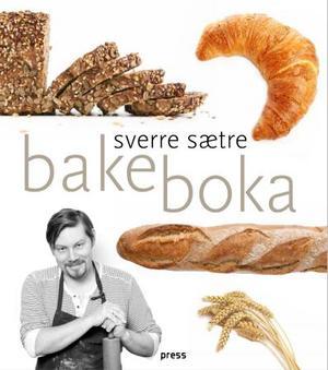 """""""Bakeboka"""" av Sverre Sætre"""
