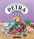 Omslagsbilde av Petra vil bli dyrlege