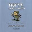 """""""Norsk, ikke sant? - Norge, nordmenn and all things norsk"""" av Jenny K. Blake"""