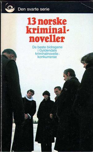 """""""13 norske kriminalnoveller"""""""