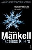 """Faceless Killers"" av Henning Mankell"