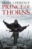 """Prince of thorns"" av Mark Lawrence"
