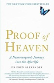 """Proof of heaven - a neurosurgeon's journey into the afterlife"" av Eben Alexander"