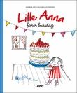 """""""Lille Anna feirer bursdag"""" av Inger Sandberg"""