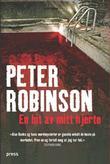 """""""En bit av mitt hjerte"""" av Peter Robinson"""