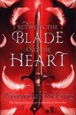 """Between the blade and the heart"" av Amanda Hocking"