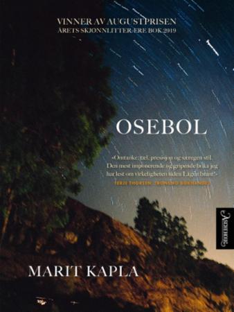 """""""Osebol"""" av Marit Kapla"""