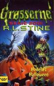 """""""Hodeløs halloween"""" av R.L. Stine"""