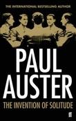 """""""The invention of solitude"""" av Paul Auster"""
