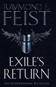 """""""Exile's return - conclave of shadows"""" av Raymond E. Feist"""