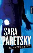 """Svartelistet"" av Sara Paretsky"