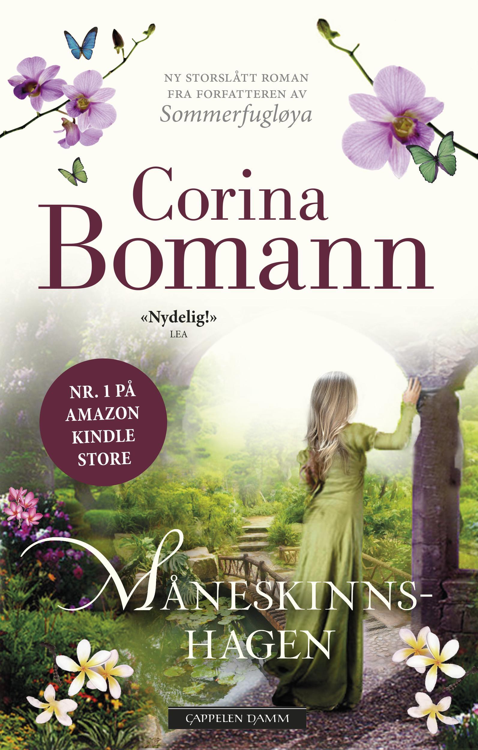 """""""Måneskinnshagen"""" av Corina Bomann"""