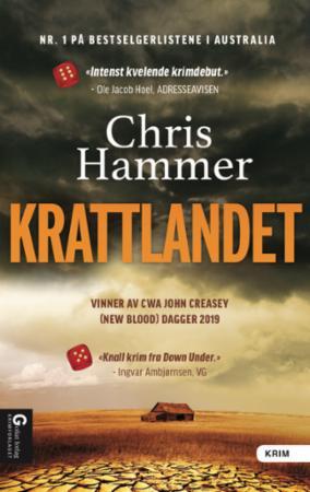 """""""Krattlandet"""" av Chris Hammer"""