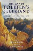 """""""The map of Tolkien's Beleriand - and the lands to the north"""" av Brian Sibley"""