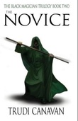 """The novice - the Black magician trilogy"" av Trudi Canavan"