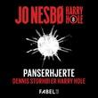 """""""Panserhjerte"""" av Jo Nesbø"""