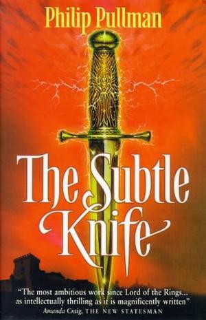"""""""The Subtle Knife (His Dark Materials)"""" av Philip Pullman"""