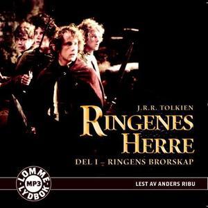 """Ringenes herre - del I"" av J.R.R. Tolkien"
