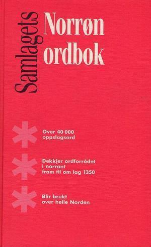 """Norrøn ordbok"" av Leiv Heggstad"