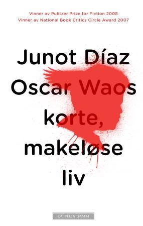 """""""Oscar Waos korte, makeløse liv"""" av Junot Diaz"""