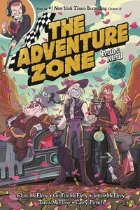 """The Adventure Zone: Petals to the Metal"" av Clint McElroy"