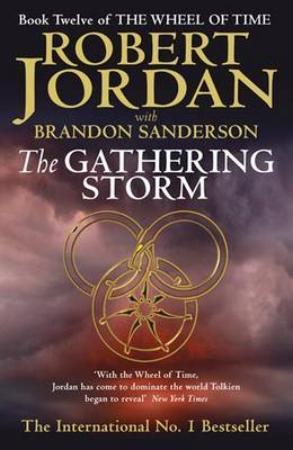 """The gathering storm - book twelve of The wheel of time"" av Robert Jordan"
