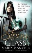 """Storm Glass (Opal Cowan Trilogy - Book 1) (MIRA)"" av Maria V. Snyder"