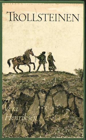"""""""Trollsteinen"""" av Vera Henriksen"""