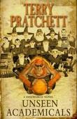 """""""Unseen academicals"""" av Terry Pratchett"""