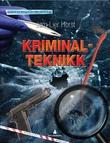 """""""Kriminalteknikk"""" av Jørn Lier Horst"""