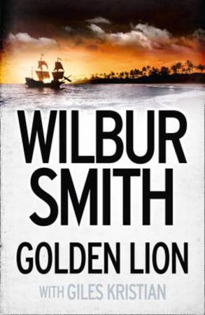 """""""Golden lion"""" av Wilbur Smith"""