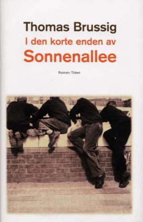 """""""I den korte enden av Sonnenallee"""" av Thomas Brussig"""