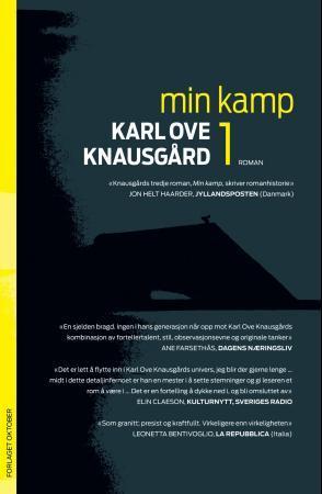 """""""Min kamp - første bok"""" av Karl Ove Knausgård"""