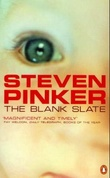 """The blank slate - the modern denial of human nature"" av Steven Pinker"