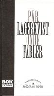 """""""Onde fabler"""" av Pär Lagerkvist"""