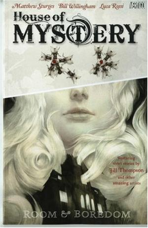 """House of Mystery - Room and Boredom v. 1 (House of Mystery)"" av Matthew Sturges"
