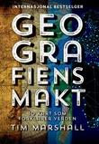 """""""Geografiens makt - 10 kart som forklarer verden"""" av Tim Marshall"""